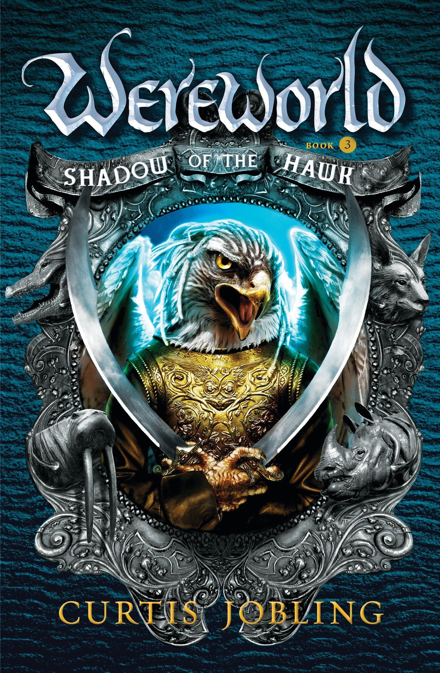 Read Online Shadow of the Hawk (Wereworld) pdf