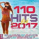 110 Hits Été 2017 (5CD Multipack)