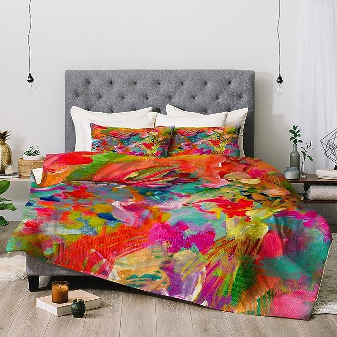 Pop Shop Brushstrokes Stripe 7-Piece Comforter Set King
