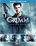 Grimm: Season Four [Blu-ray] [Import anglais]