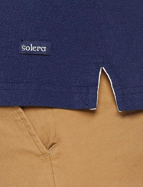 Solera B1320Z3 Polo, Azul (Marino 233), Large (Tamaño del ...
