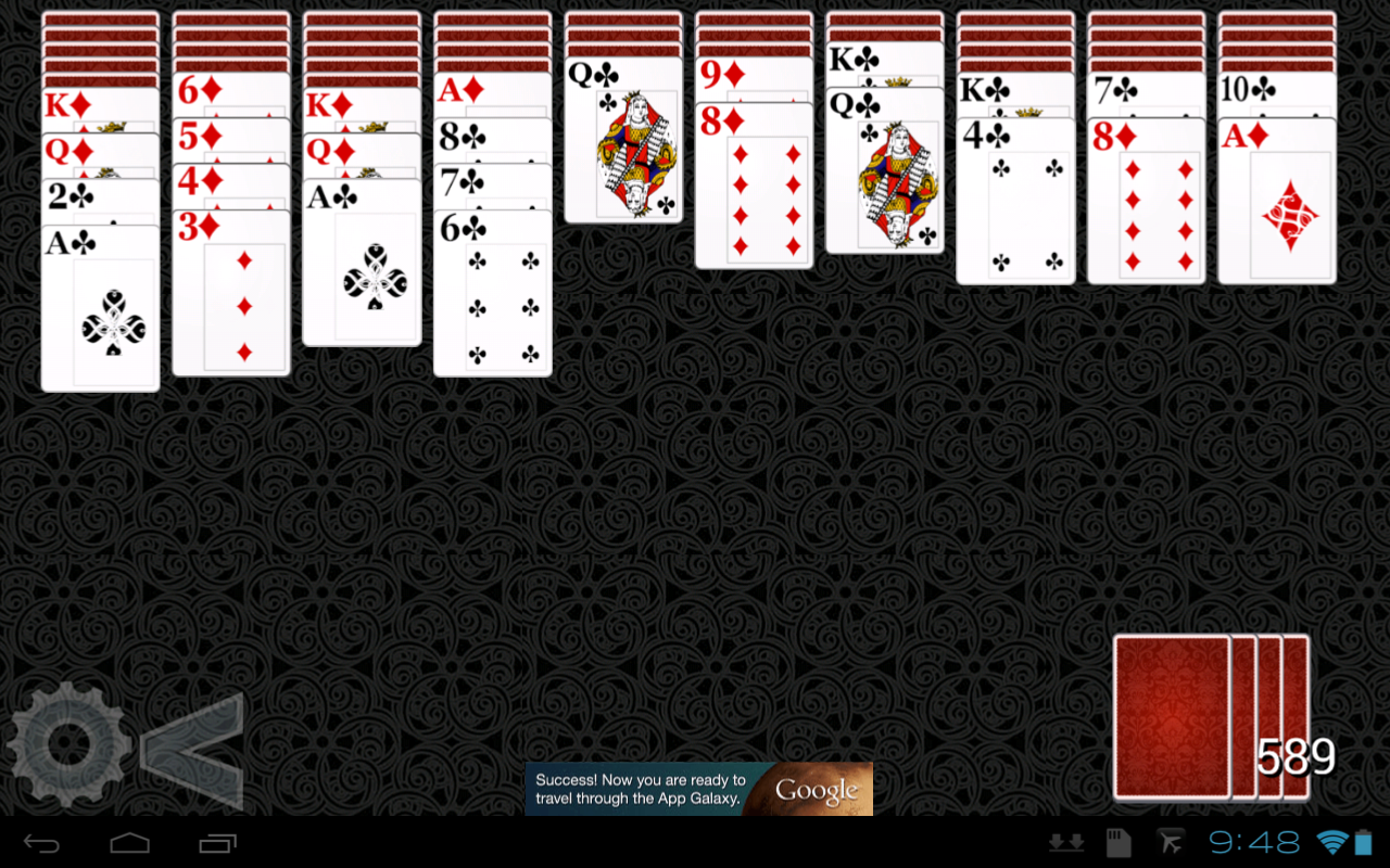 Spider Solitaire HD 2: Amazon.es: Appstore para Android