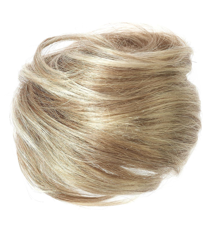 American Dream Large Size Human Hair Bun, Beach Blonde Number 10 AD/BUN/L/10/22