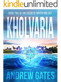 kholvaria the color of water and sky book 2 - Color Of Water Book