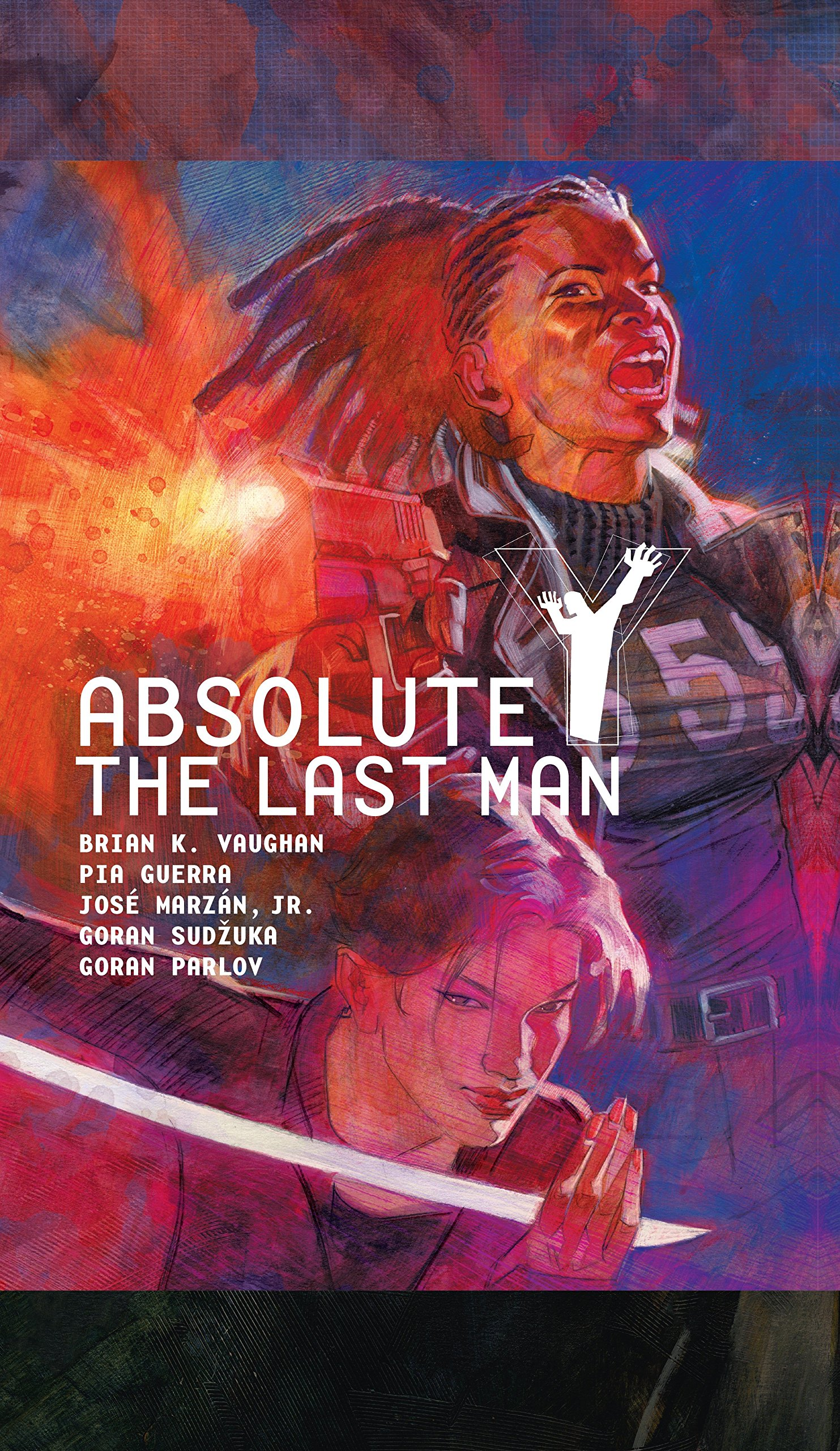 Absolute Y: The Last Man Vol. 2 by imusti