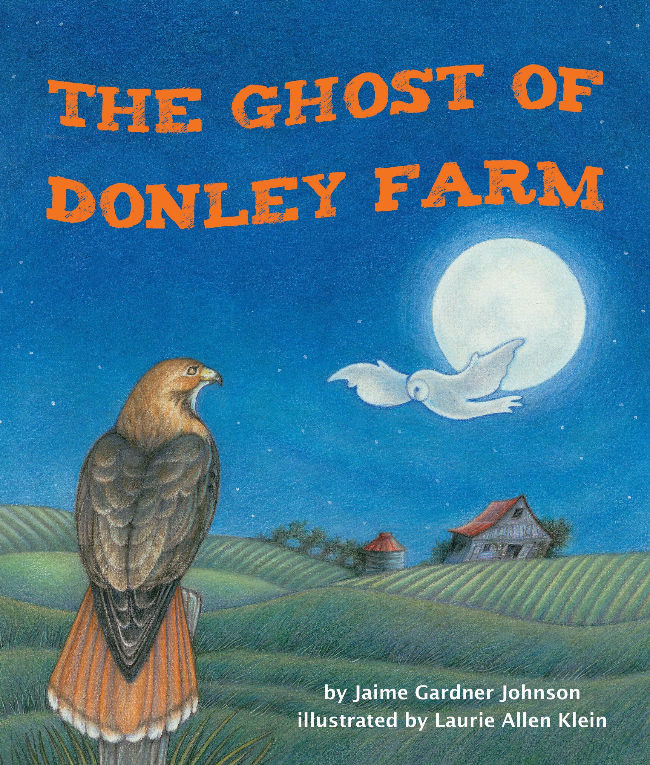 Read Online The Ghost of Donley Farm (Arbordale Collection) PDF