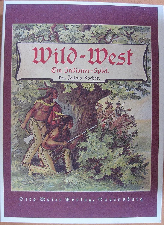 Wild-West - Ein Indianer-Spiel