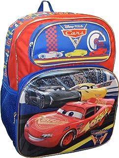 a7c5811a74d Backpack - Disney - Cars 3 - Lightning McQueen 3D-Pop-Up 16