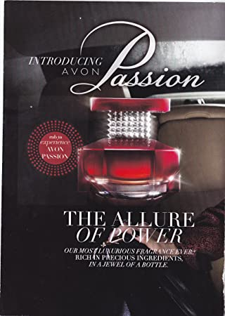Avon Passion Eau De Parfum Spray 1.7 Fl . Oz.