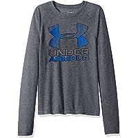 Camiseta de manga larga para chicos Under Armour