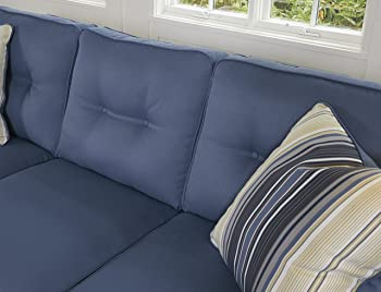 Benchcraft Aldie Chaise Sleeper Sofa