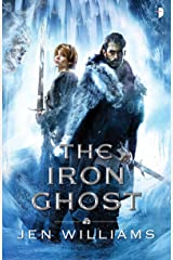 The Iron Ghost (The Copper Cat Book 2) Kindle Edition