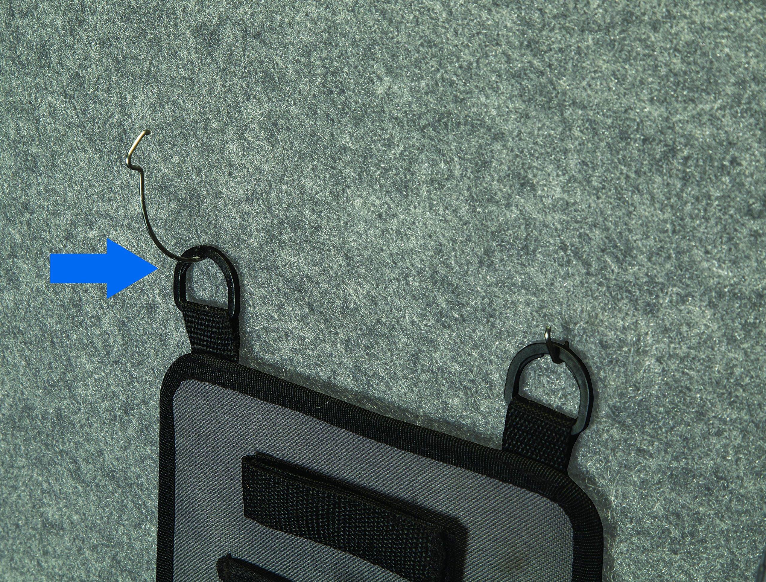 LOCKDOWN Handgun/Tactical Rifle Upper Hanger Gun Safe Organizer by LOCKDOWN (Image #5)