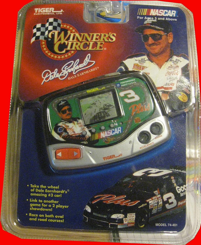 玄関先迄納品 [Tiger Electronics]Tiger Electronics Dale Earnhardt Electronic LCD Handheld Racing Game 1999 [並行輸入品] B004NK2WV8, 永源寺町 b1772611