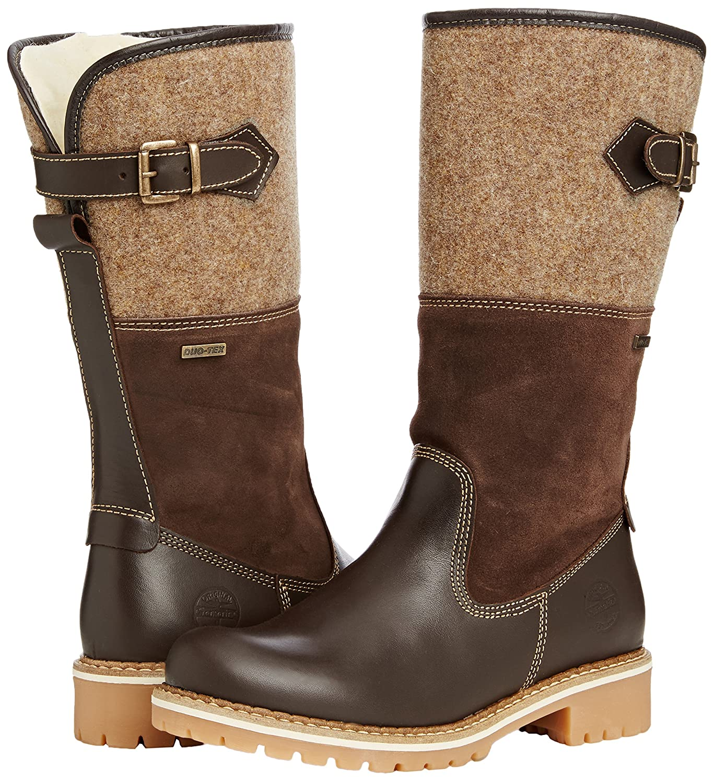 Tamaris 26432 Damen Halbschaft Stiefel: : Schuhe