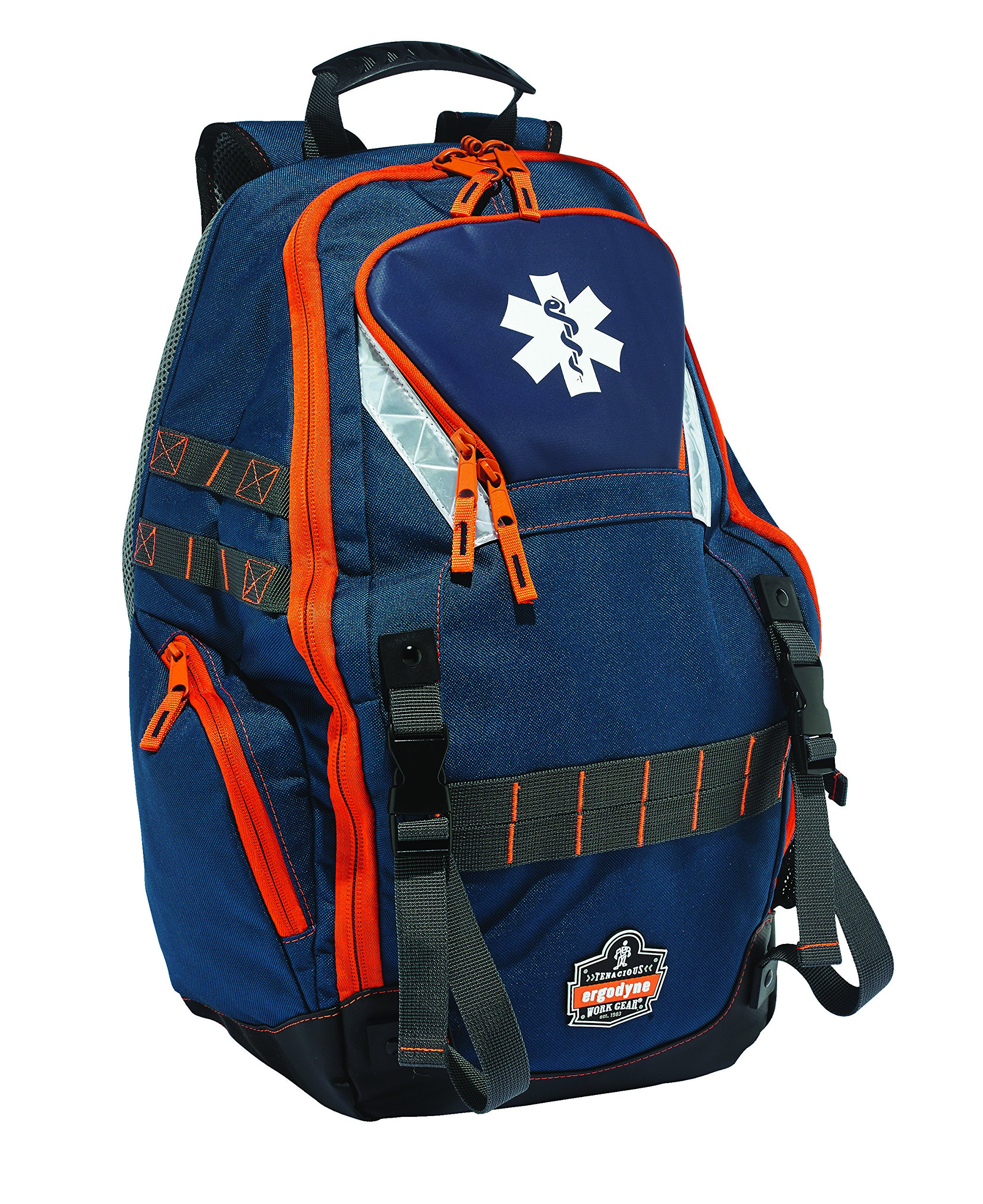 Ergodyne Arsenal 5244 Medic First Responder Trauma Backpack Jump Bag for EMS, Police, Firefighters by Ergodyne