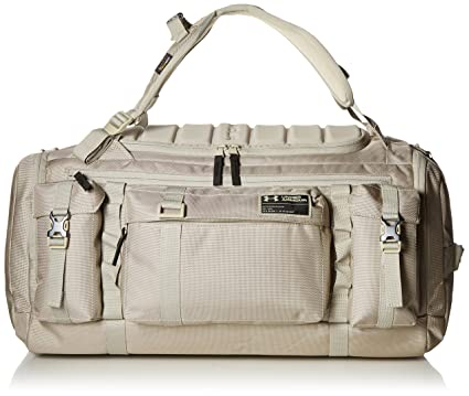 37be382825 Amazon.com  Under Armour UA Cordura Range Duffle OSFA Graystone ...