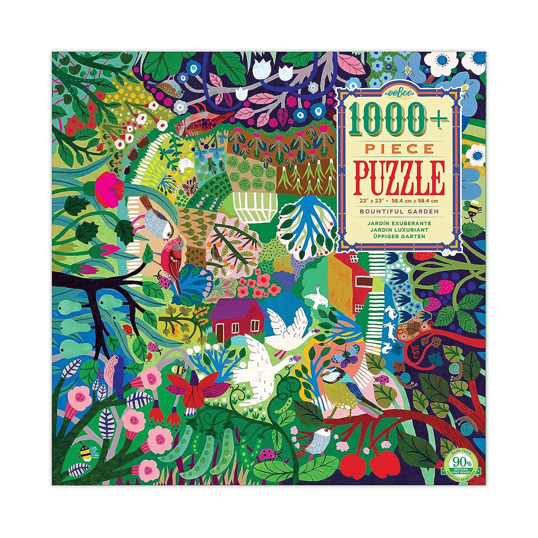 逆輸入 eeBoo Garden Bountiful Garden pieces Jigsaw Puzzle, 1008 Puzzle, pieces B079HB2TWY, 南串山町:b5a87f1d --- a0267596.xsph.ru