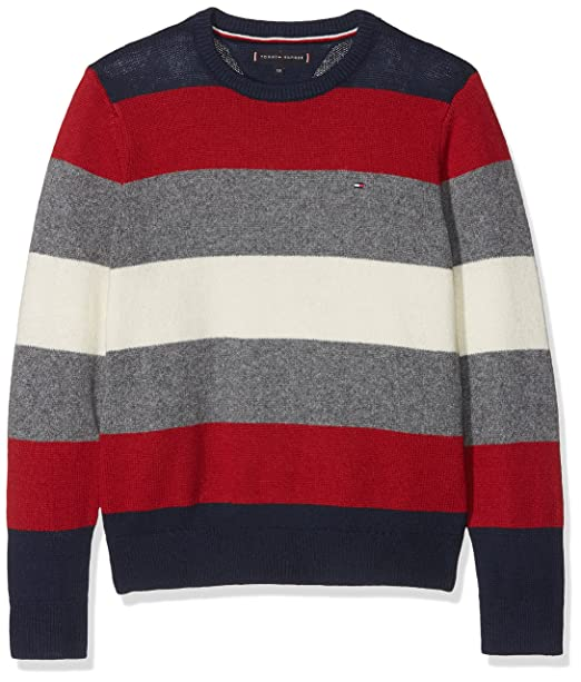 Tommy Hilfiger Color Stripe Sweater 8bcfdd6b1048