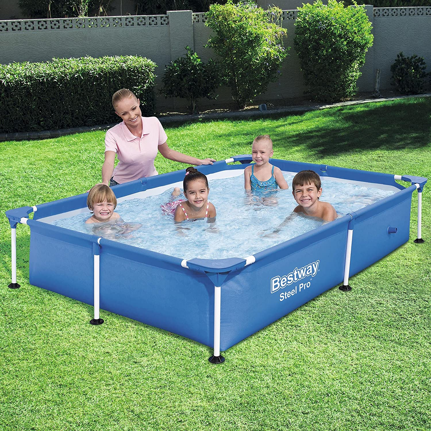 Tolle 8ft Rahmen Pool Fotos - Familienfoto Kunst Ideen - tintuctoday ...