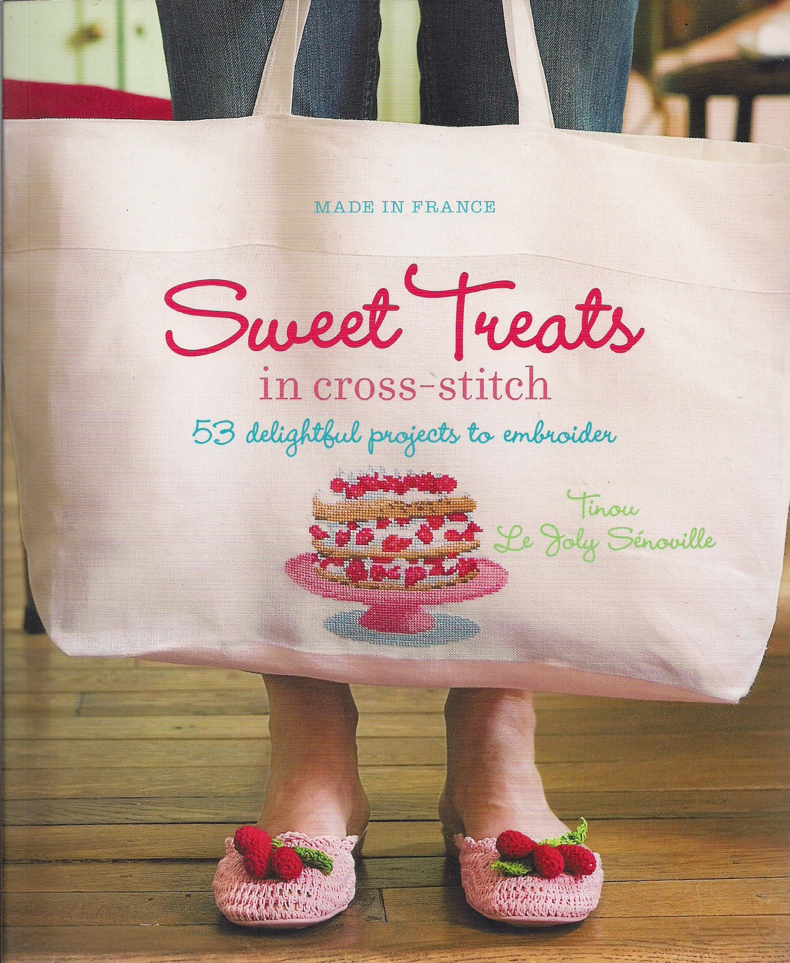 Download Sweet Treats in Cross-Stitch: 53 Delightful Projects to Embroider pdf epub