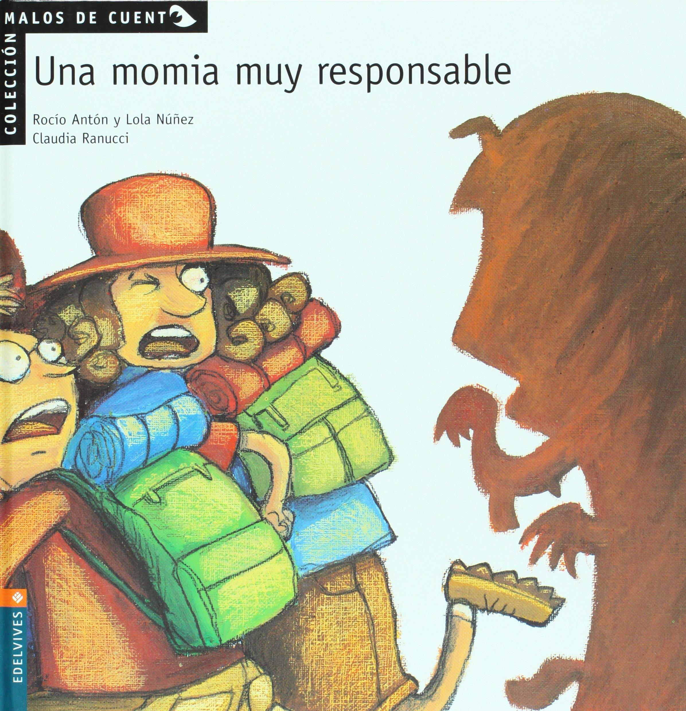 Una momia muy respetable (Spanish Edition): Rocio Anton ...