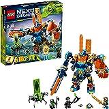 LEGO NEXO KNIGHTS - L'Armure 3-en-1 de Clay - 72004 - Jeu de construction