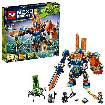 Lego Nexo Knights 72004 Clays Tech Mech Cooles Kinderspielzeug