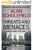 Threats and Menaces (A Macrae and Silver Mystery Book 4)