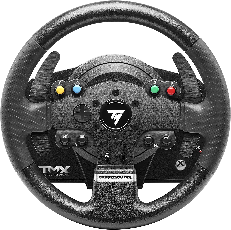 Amazoncom Thrustmaster Tmx Force Feedback Racing Wheel For