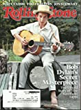 Rolling Stone Magazine Issue 1222 - November 20, 2014 - Bob Dylan's Secret Masterpiece