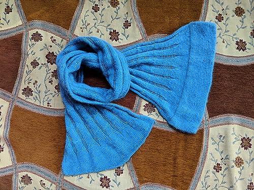 Aroma Agro - Bufanda - para mujer Azul añil Talla única