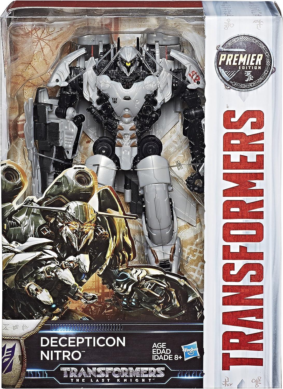 Transformers MOVIE L/'ULTIMO CAVALIERE Deluxe sqweeks Nuovo Regno Unito