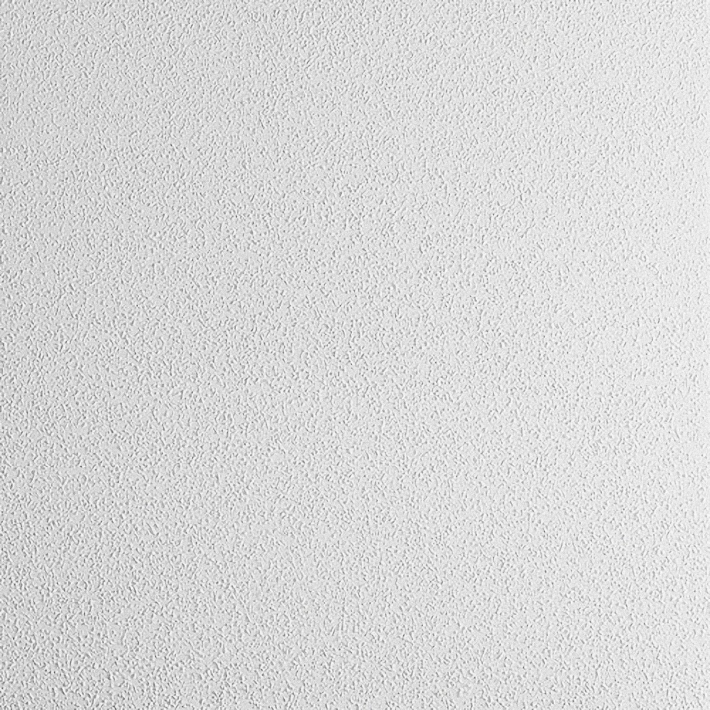 Azulejos de techo de poliestireno laminato Rosa ( paquete de 72 pc / 18 metros cuadrados ) Blanco Kaseton