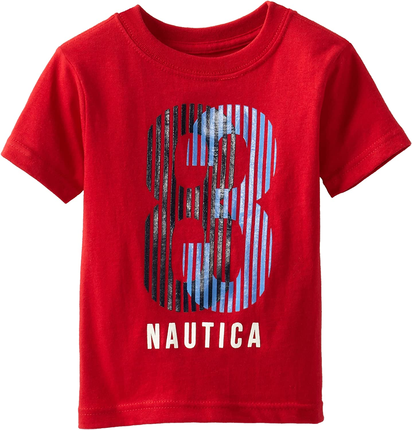 Nautica Boys 83 Graphic Tee