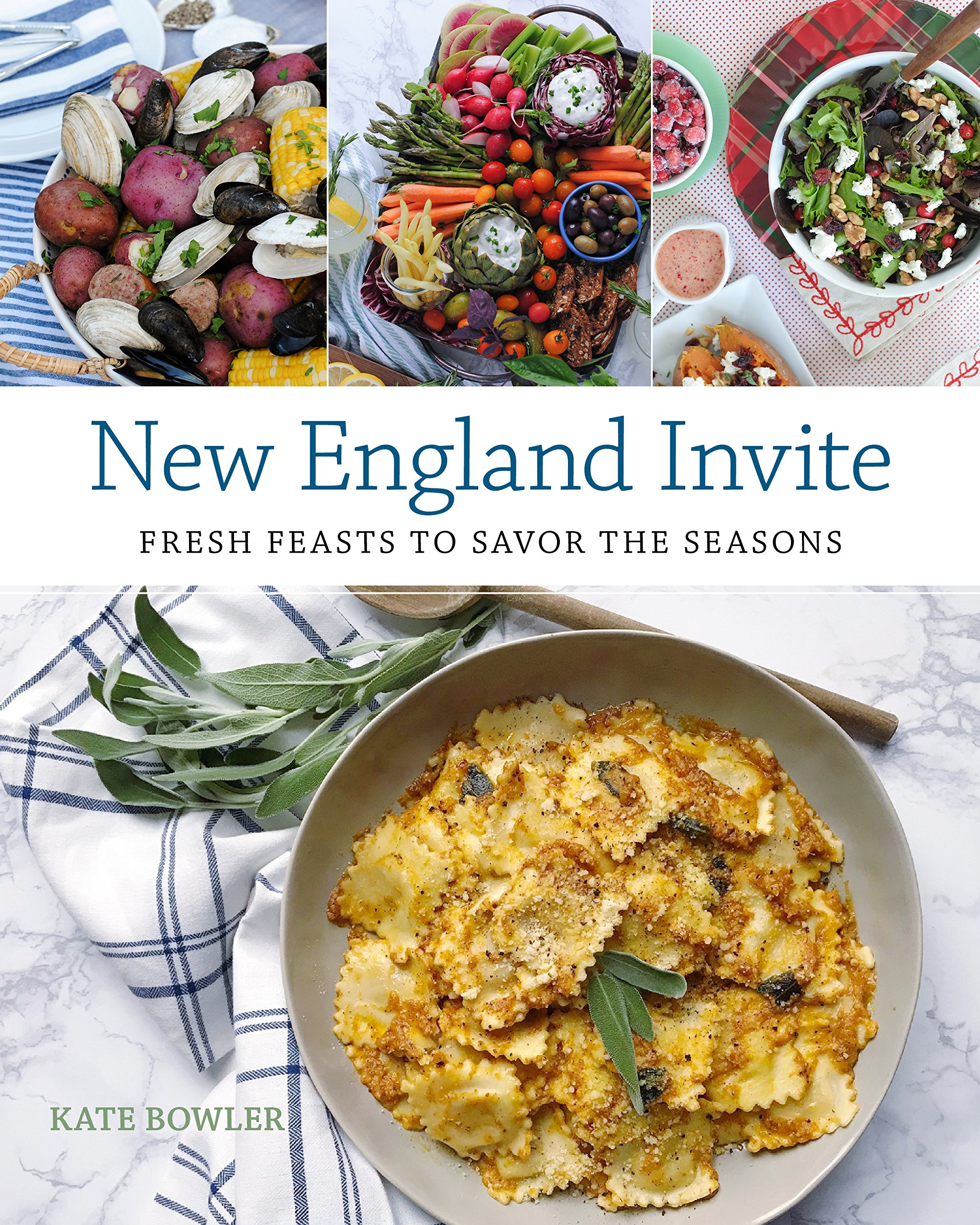 Download New England Invite: Fresh Feasts to Savor the Seasons ebook