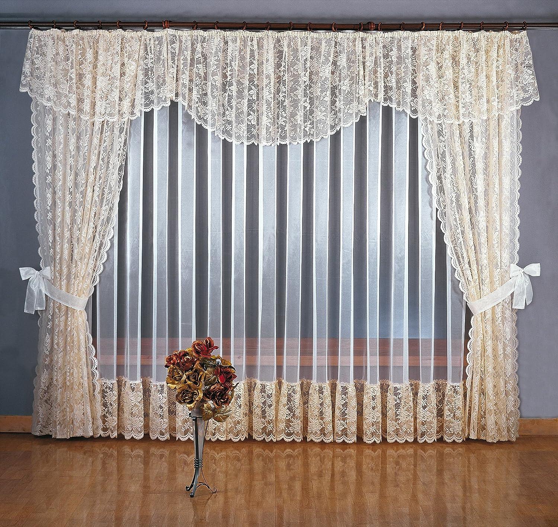 Vorhang   Gardinen   Set