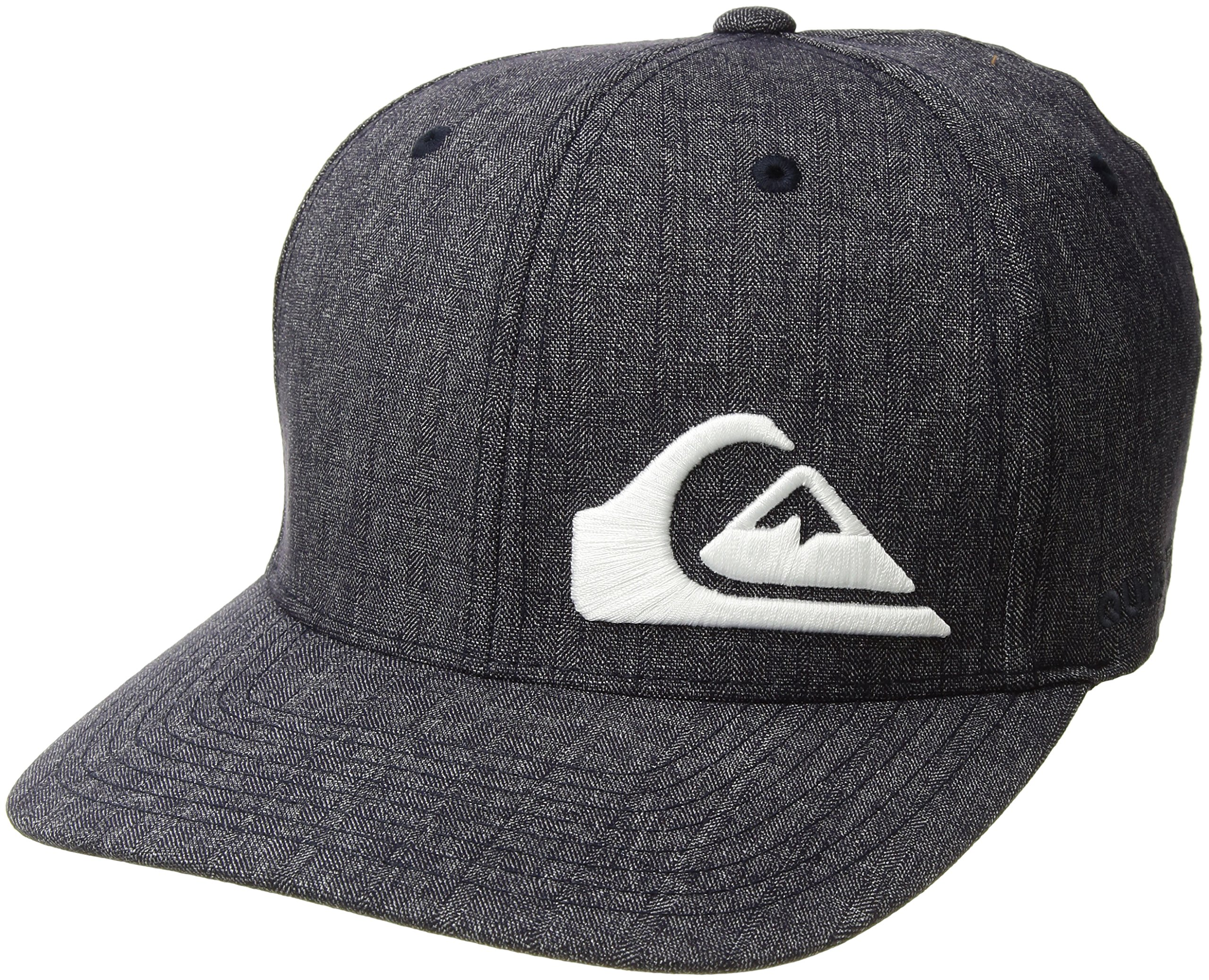 Quiksilver Men's Final Hat, Navy Blazer Heather, L/XL