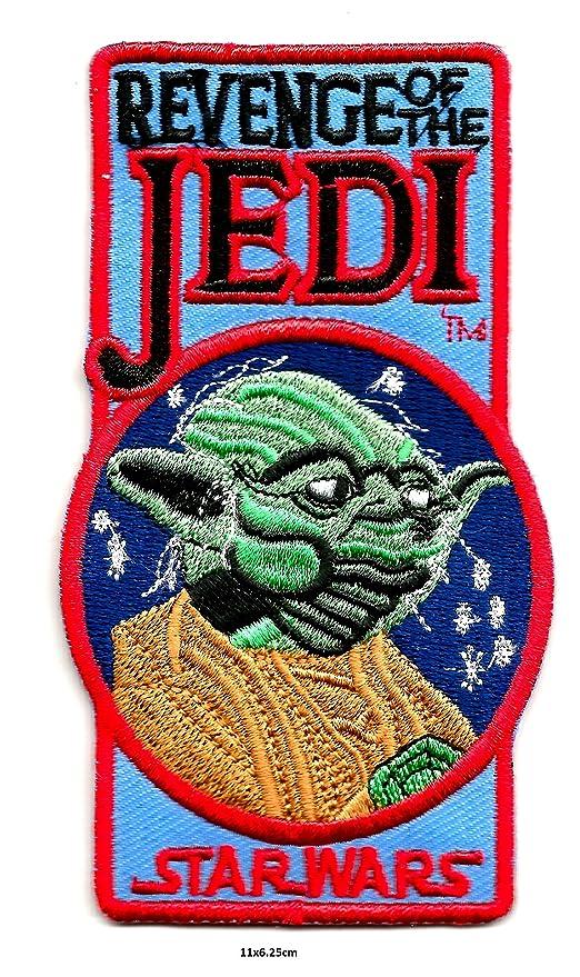 Star Wars la venganza de los Jedi | bordado de alta calidad Hierro en parche bordado