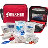 First Aid Kit - 88 Pieces - All-Purpose Small First Aid Kit, Portable and Compact for Travel, Ideal for Home, Car…