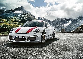 Ravensburger 19897 Porsche 911r, Adultos Puzzle: Amazon.es: Juguetes y juegos