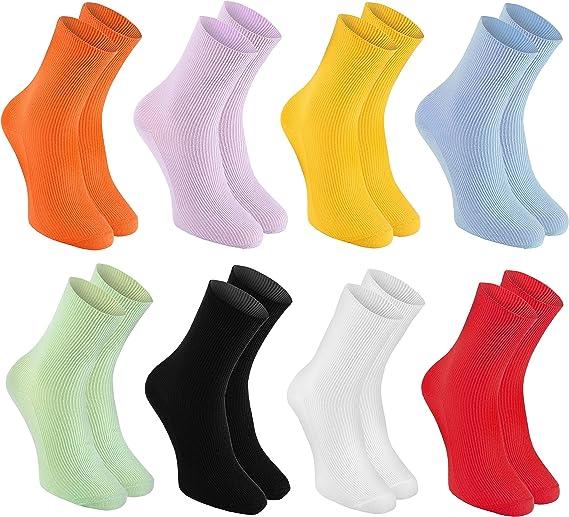 6 o 9 paia di calze da uomo per diabetici senza elastico Calzini Salute 3