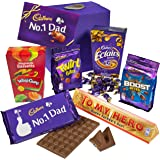Dad's Chocolate Gift by Cadbury Gifts Direct