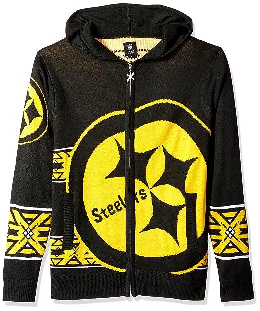 best loved 793a6 4b9fd NFL Unisex Full Zip Hooded Sweater