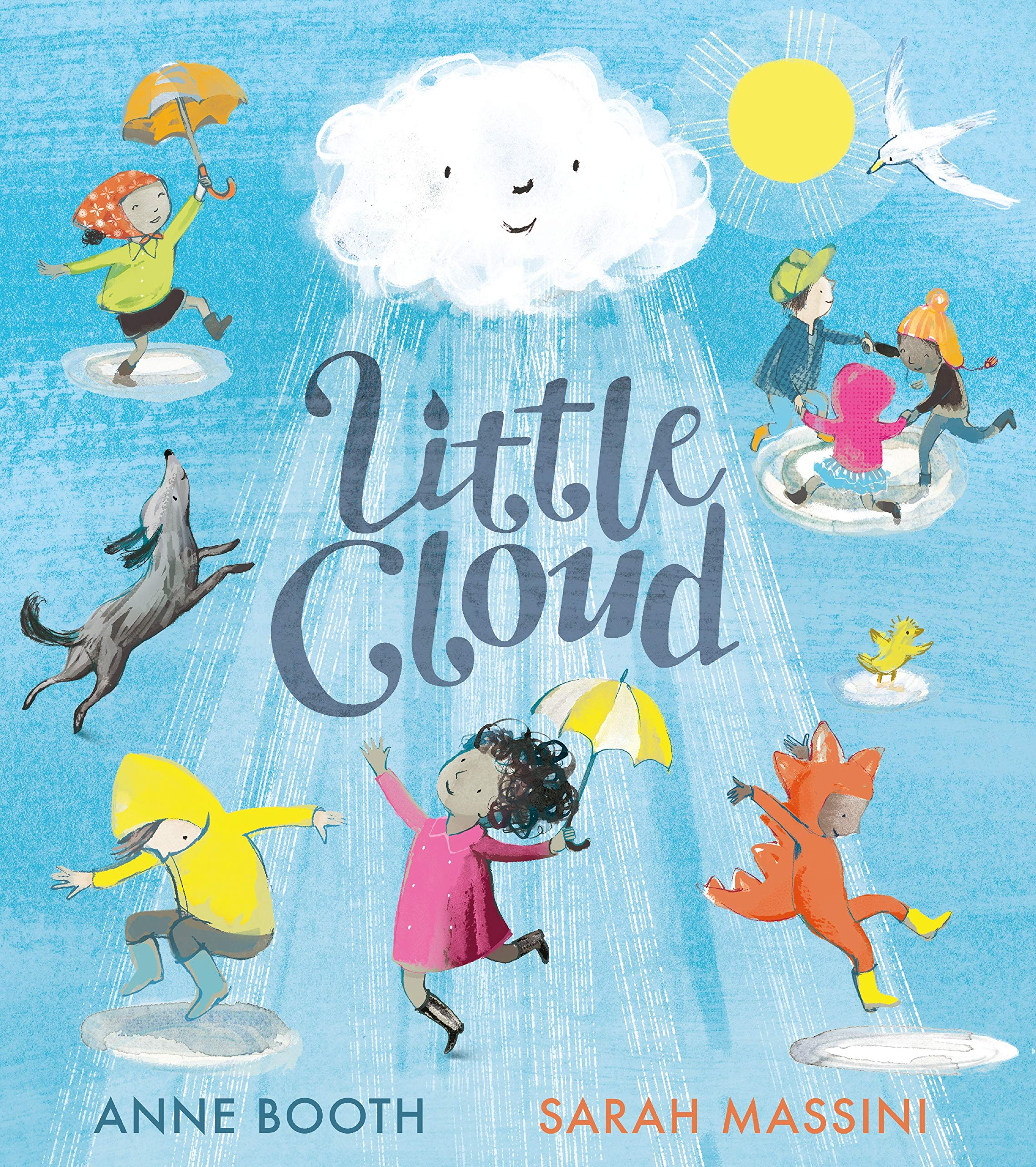 Image result for little cloud book