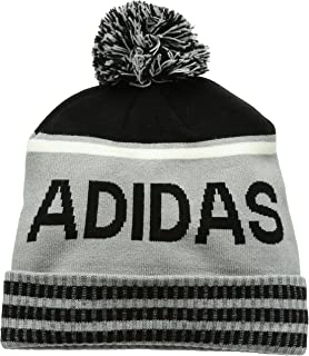 153e5d28ad9 adidas 2017 Mens Pom Golf Beanie Winter Bobble Hat