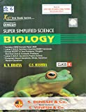 Super Simplified Science Biology For Class - 10 (2020-2021 Examination)