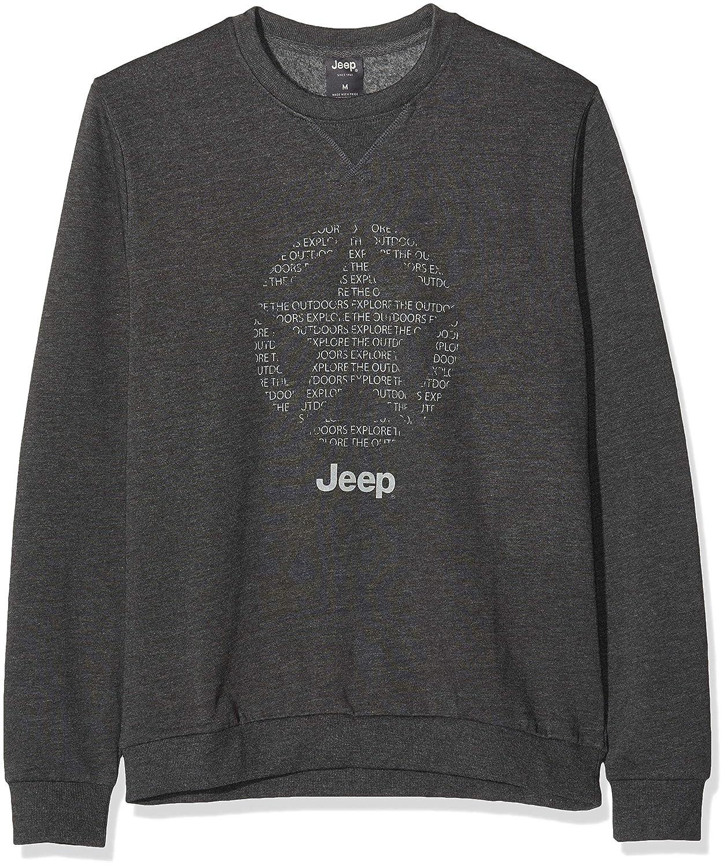 Jeep O101162-j084 Felpa Invernale Uomo