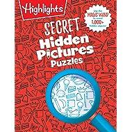 Secret Hidden Pictures® Puzzles (Highlights™ Secret Puzzle Books)