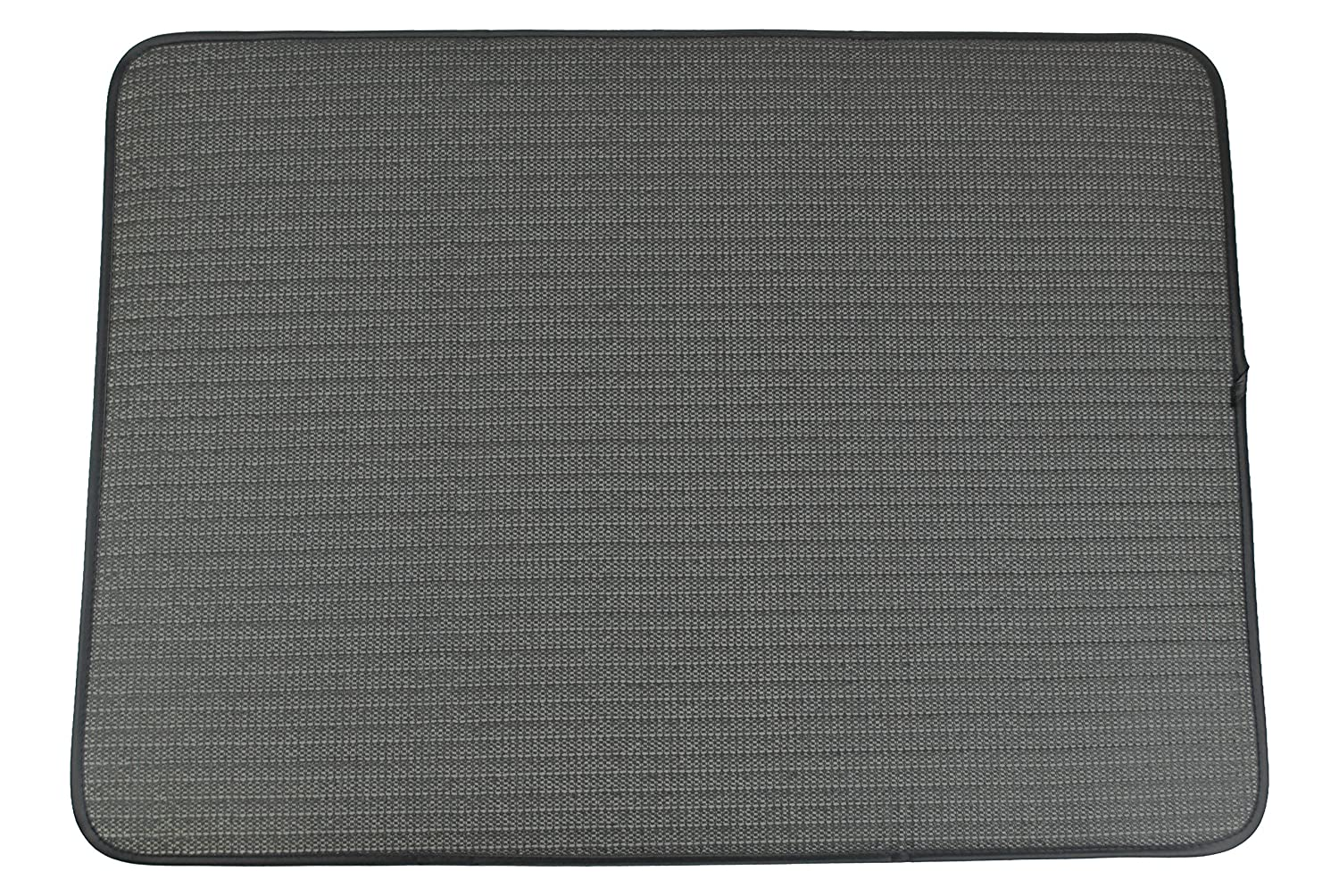 Rubber mats dog run - Amazon Com Dii Bone Dry Under The Cage Non Slip Non Scratch Cage Mat For Kennels Or Crates 30x45 Xx Large Gray Stripe Pet Supplies
